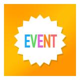 イベント情報のアイコン